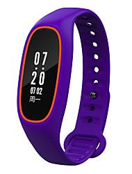 yydb01 dos homens / moman inteligente pulseira / smarwatch / monitor de freqüência cardíaca sm pulseira sono monitor de pedômetro pulseira