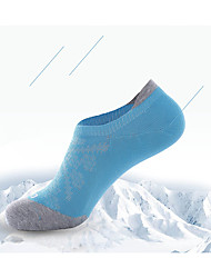 Women's Men's Socks Camping / Hiking Climbing Running Quick Dry Breathable Limits Bacteria Comfortable