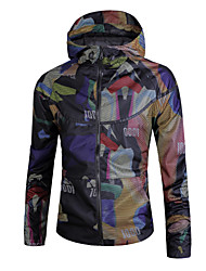 Men's Spring And Autumn Camouflage Jacket