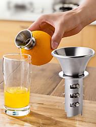 1 pièces Presse agrume Manuel For Pour Fruit Acier Inoxydable Haute qualité Creative Kitchen Gadget