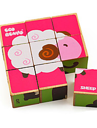 Building Blocks For Gift  Building Blocks Square 5 to 7 Years Toys