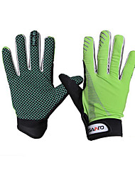 Outdoor Silicone Non - Slip Gloves Quick - Drying All - Finger Gloves Men And Women Models Sunscreen Gloves