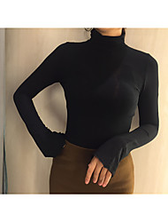 Знак рога рукав рубашки сплошной цвет диких