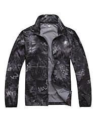 Unisexe Hauts/Tops Chasse Respirable Confortable Eté Camouflage-MTIGER SPORTS®