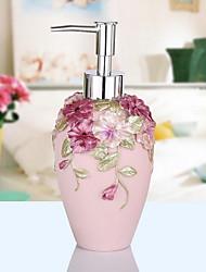 Club Bathroom Supplies Lotion Bottle Resin /Barroco