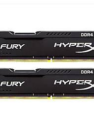 Kingston RAM 8GB Kit (4 Go * 2) DDR4 2133MHz Mémoire de bureau HX421C14FBK2/8 PNP
