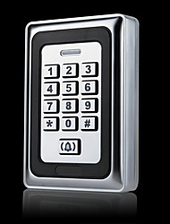 KDL Keypad Access Control Wiegand 26 Door Card Reader With Waterproof