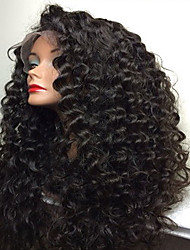 180% Density Lace Front Human Hair Wigs With Baby Hair Glueless Brazilian Virgin Hair Full Lace Front Wigs For Black Women