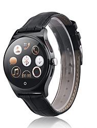 Reloj SmartLong Standby Podómetros Atención de Salud Deportes Cámara Monitor de Pulso Cardiaco Pantalla táctil Despertador Múltiples