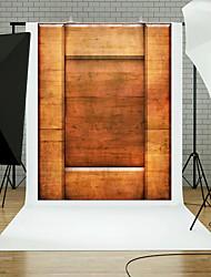 5x7ft estúdio chão parede fotografia fundo de madeira adereços tema azul bordo nova