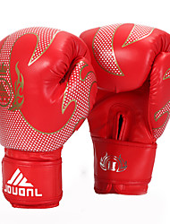 Manopla de Boxe Boxe Treino de Força Couro Ecológico