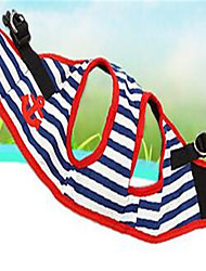Dog Harness Safety Stripe Textile
