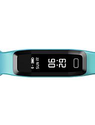 yyg15 dos homens moman inteligente pulseira / smarwatch / monitor de freqüência cardíaca sm pulseira sono monitor de pedômetro pulseira