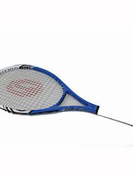 Raquettes de tennisCarbone en alliage d'aluminium)Etanche Haute élasticité Durable