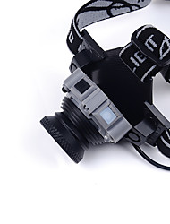 Headlamps Fishing Light - Rechargeable Camping/Hiking/Caving Everyday Use Cycling/Bike Hunting Climbing Fishing