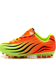 Football Boots Kid's Anti-Slip Ultra Light (UL) Wearable PVC Leather Soccer/Football
