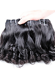 3 pieces/lot 100% Unprocessed Top Quality Brazilian Hair Fumi Hair Wavy, Top Grade Virgin Brazilian Hair