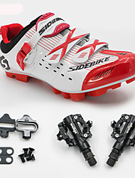 Zapatillas de deporte Unisex Amortización Al aire libre Bicicleta de Montaña