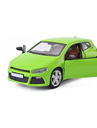Veículo de Fazenda Carrinhos de Fricção 1:48 Metal ABS Vermelho Verde