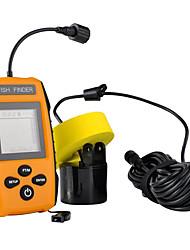 Détecteur de Poissons Etanche Autre LCD Aucun Avec fil 4×AAA Plastique dur Alose jaune