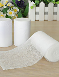 5Pcs Pro Elastic Adhesive Stretch Bandage By The Roll Clean Medical 5Cmx4.5M