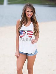 Aliexpress eaby европейские и американские модели взрыва моделей блузки 2016 новый мультфильм напечатал жилет футболку