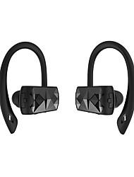 auriculares inalámbricos Bluetooth v4.2 auricular mejorado portátil de auriculares binaurales deporte que se ejecuta construido en el mic