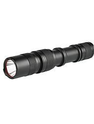 Radlichter Fahrradlicht Cree T6 Radsport 18650 USB Lumen Batterie USB KühlweißCamping / Wandern / Erkundungen Für den täglichen Einsatz
