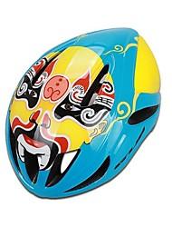 Sportif Unisexe Vélo Casque 12 Aération Cyclisme Cyclisme Polycarbonate EPS Bleu Orange