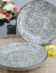 Porcelaine Assiettes Vaisselle  -  Haute qualité