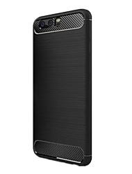 Pour Antichoc Coque Coque Arrière Coque Couleur Pleine Flexible PUT pour HuaweiHuawei P10 Plus Huawei P10 Huawei P9 Huawei P9 Lite Huawei