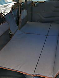 Cinzento Colchão de carro Casal (L200 cm x C200 cm)(136*90*3cm)Algodão Portátil Confortável Ajustável fender segurança