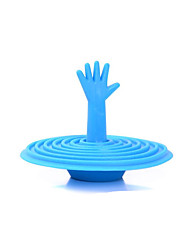 A Creative Small Circular Pool Water Plugging Plug