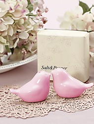 Love Birds Salt & Pepper Shakers Beter Gifts® Wedding Favor