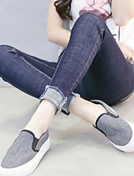 знак 2017 весной и летом высокие упругие колготки студенткам карандаш брюки джинсы ноги