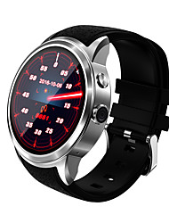 Waterproof WIF Internet GPS Positioning 3G Call 5.1 Quad Core 8G Smart Watches Wompatible With Android IOS