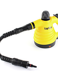 Cop Rose Multi-functional Handheld Steam Cleaner-yellow