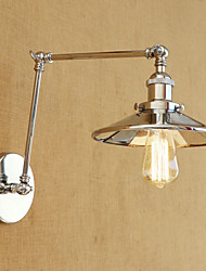 AC 110-130 AC 220-240 40 E26/E27 Rustic/Lodge Country Retro Electroplated Feature for Mini Style Swing Arm Bulb Included,Ambient Light