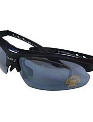 Outdoor-Kletter-Windschutzscheibe Anti-UV-Sonnenbrille Schutzbrille