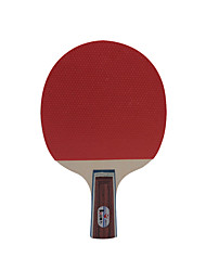 Table Tennis Rackets Table Tennis Ball Ping Pang Cork Long Handle Pimples 2 Rackets 3 Table Tennis BallsOutdoor Performance Practise
