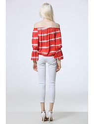 Подписать amazon aliexpress торговли взрыва моделей 2017 новых женщин&# 39; с шифоновым воротником рубашки