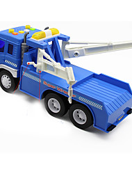 Fire Engine Vehicle Toys 1:50 Plastic Blue
