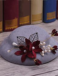 Сплав ткани головной убор-свадьба специальные случай случайные наружные шляпы 1 шт.