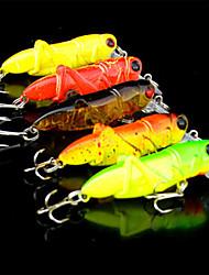 5 Stück Angelköder kleiner Fisch g/Unze mm Zoll Angeln Allgemein