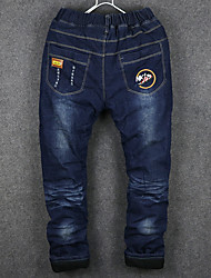 Boys' Going out Casual/Daily School Solid Jeans-Cotton Winter