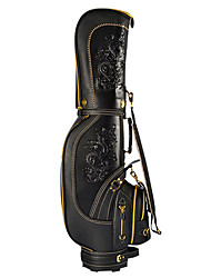 Golf Bags Golf Travel Bags Golf Bag For Tees Durable Wateproof Leather For Golf