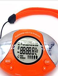 L -818-1 Monitor de Atividade Pedômetros ABS