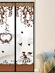 Magnetic Soft Screen Door Anti Mosquito Door Curtain
