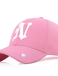 Summer Korean Style Fashionable Letters Baseball Cap Female Sunscree Young Couple Hat