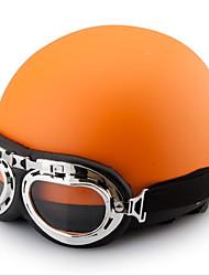 Casque de moto casque de voiture électrique harley casques casques à demi-visage